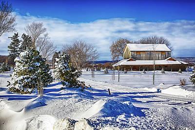 Photograph - Winter Vista by Tatiana Travelways