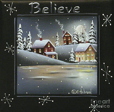 Winter Wonderland - Believe Original