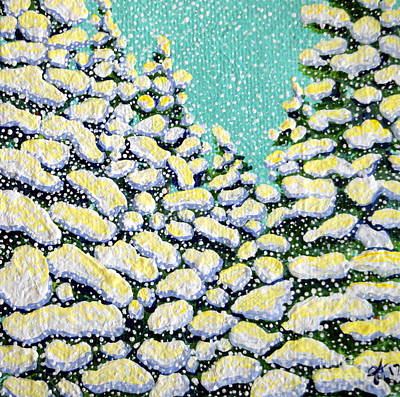 Painting - Winter Wonderland by Jackie Carpenter
