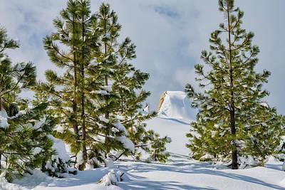 Photograph - Winter Wonderland by Jim Thompson