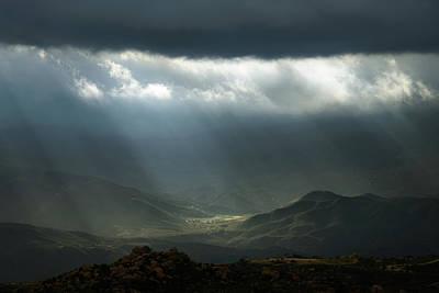 Photograph - Winterlight by Alexander Kunz