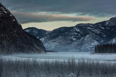 Photograph - Winter's Kiss by Chris Multop