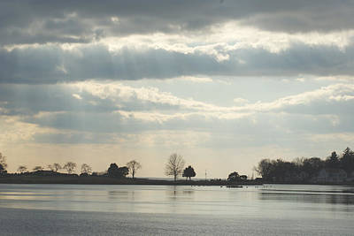 Photograph - Winter's Light At South Harbor by Margie Avellino