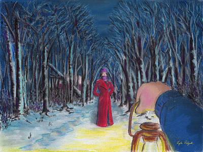 Pastel - Winter's Tale by Lyle Polyak