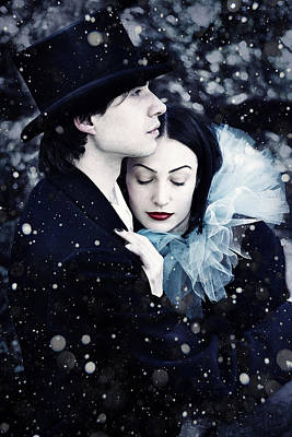 Snow Digital Art - Wintersoul by Cambion Art