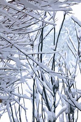 Wintertide Art Print