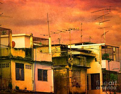 Photograph - Wire City by Tara Turner