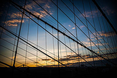 Photograph - Wires by Ryan Smith