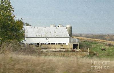 Photograph - Wisconsin Dairyland by Kathie Chicoine