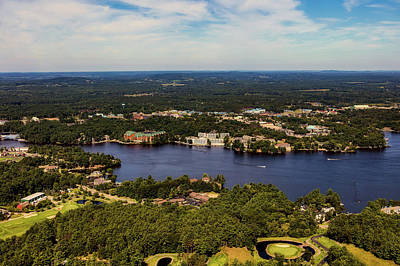 Photograph - Wisconsin Dells by L O C