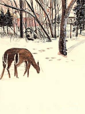 Painting - Wisconsin  by Nancy Kane Chapman
