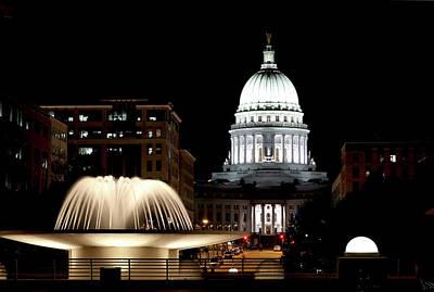 Wisconsin State Capitol Building Original