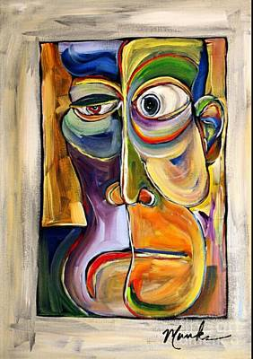 Painting - Wisdom by John Stillmunks