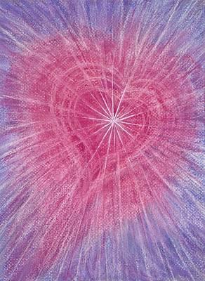 Painting - Wisdom Of The Heart by Tara Moorman