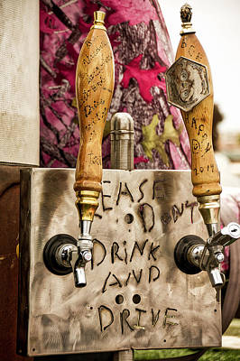 Photograph - Wisdom Of The Tap by Kathleen Messmer