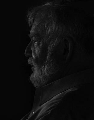 Photograph - Wisdom by Robert Hebert