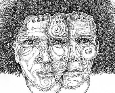 Wise Words-two Heads Are Better Than One Art Print