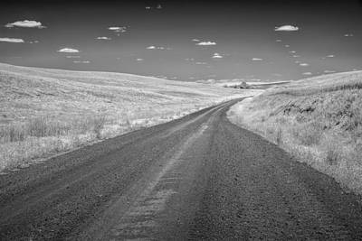 Dirt Roads Photograph - Wish It Would Never End by Jon Glaser