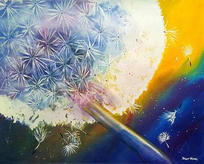 Painting - Wishes Unspent by Starr Weems