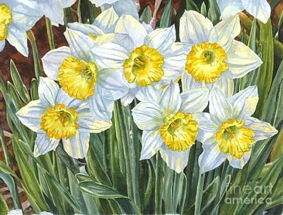 Wishing For Spring Original by Helen Shideler