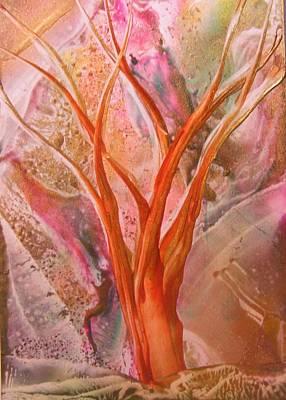 Wishing Tree Art Print by John Vandebrooke