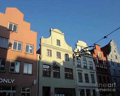 Photograph - Wismar 4 by Rudi Prott