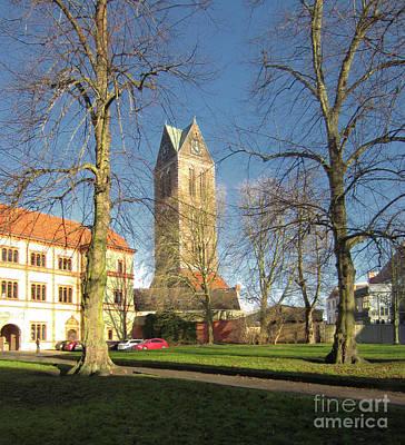 Photograph - Wismar 6 by Rudi Prott