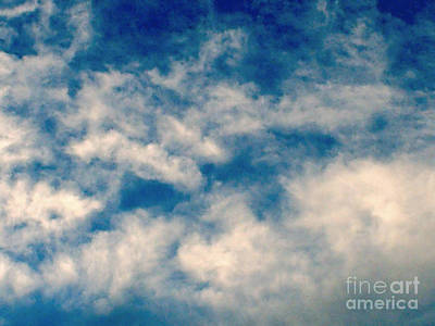 Photograph - Wispy 2 by Methune Hively