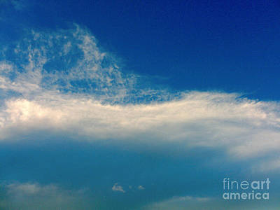 Photograph - Wispy by Methune Hively