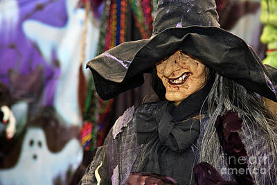 Photograph - Witch by Jill Lang