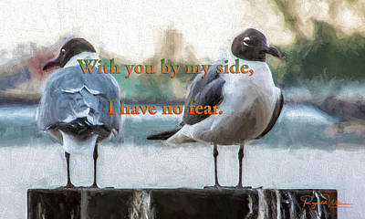 Photograph - With You At My Side by Reynaldo Williams