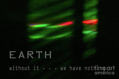 Photograph - Without Earth by Karen Adams