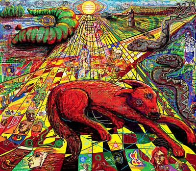 Digital Art - Without Fear by Stephen Hawks