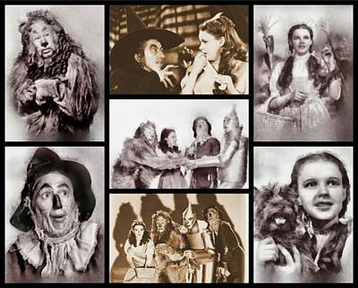 Fantasy Royalty-Free and Rights-Managed Images - Wizard of Oz by Esoterica Art Agency