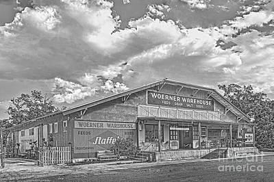 Woerner Warehouse Art Print