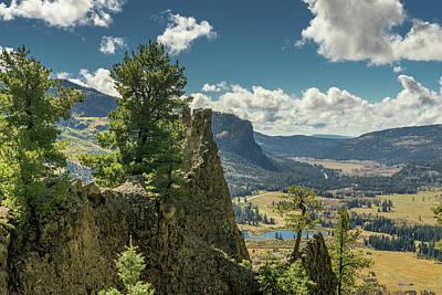 Photograph - Wolf Creek Pass by Constance Reid