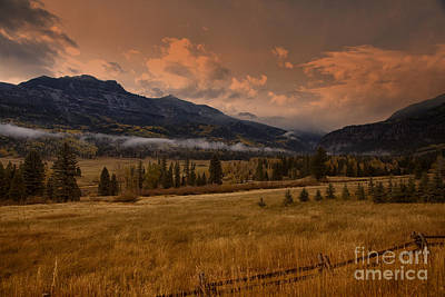 Wolf Creek Photograph - Wolf Creek Pass by Timothy Johnson