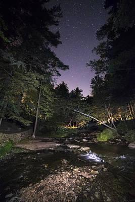 Wolf Creek Photograph - Wolf Creek Starry Night by Mark Papke
