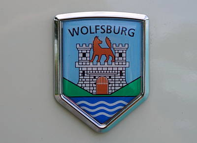 Photograph - Wolfsburg by Laurie Perry