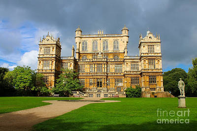Photograph - Wollaton Hall by Phil Cappiali Jr