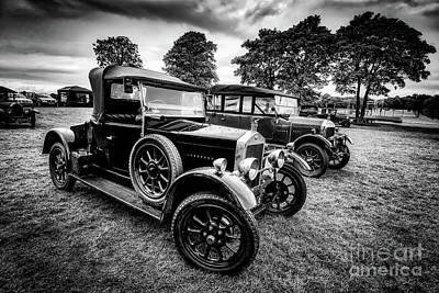Photograph - Wolseley Classic by Adrian Evans
