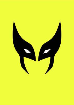 Famous Book Digital Art - Wolverine by Caio Caldas