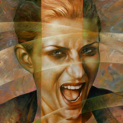 Woman Original by Arthur Braginsky