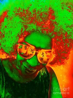 Digital Art - Woman by Gayle Price Thomas