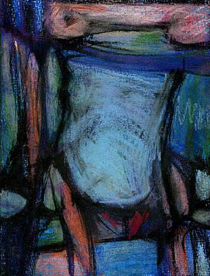 Xerox Art Mixed Media - Woman Mental by Michal Rezanka