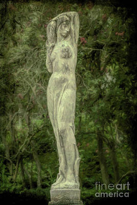 Photograph - Woman Of The Trees by Kathleen K Parker