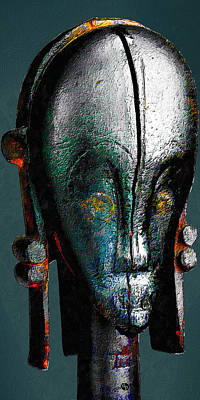 Painting - Woman by Tony Rubino