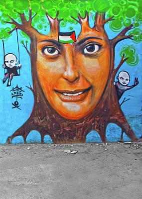 Photograph - Woman Tree by Munir Alawi