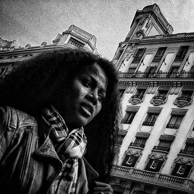 Women Photograph - Woman  #woman #portrait #instapeople by Rafa Rivas