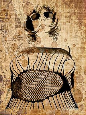Digital Art - Women  003-2018 by Marek Lutek
